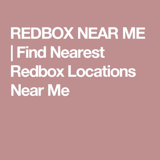redbox near me tucson az
